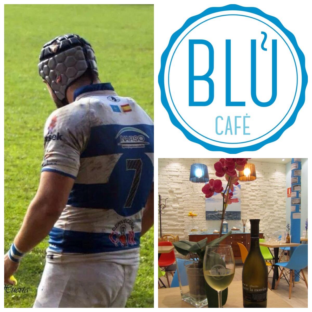 Publicidad Bonano Blú Cafe