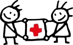 Cruz roja infantil