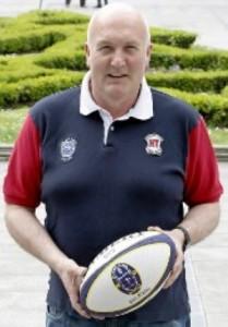 Lucio, presidente del Belenos rugby