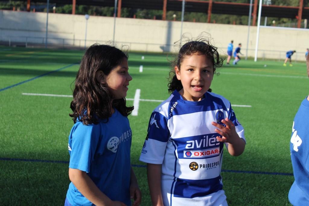 Dos niñas