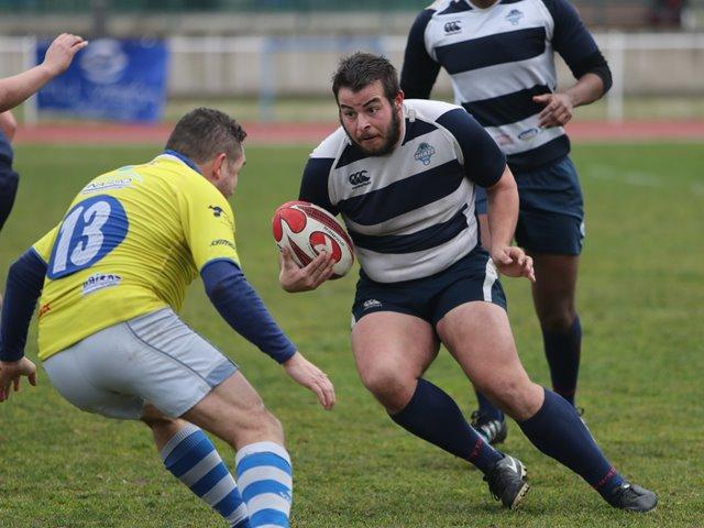 Bierzo Rugby vs Belenos de Aviles Rugby.