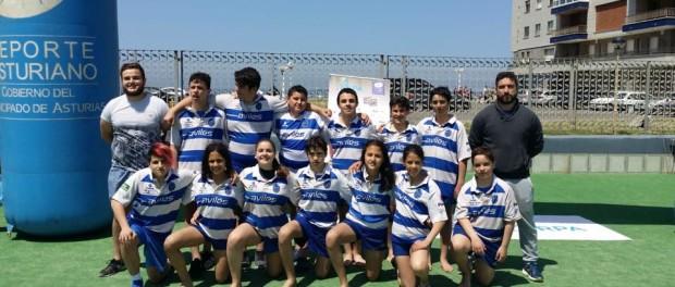 campeones asturias sub14