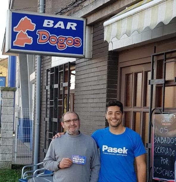 Bar Dogos Avenida de Gijón