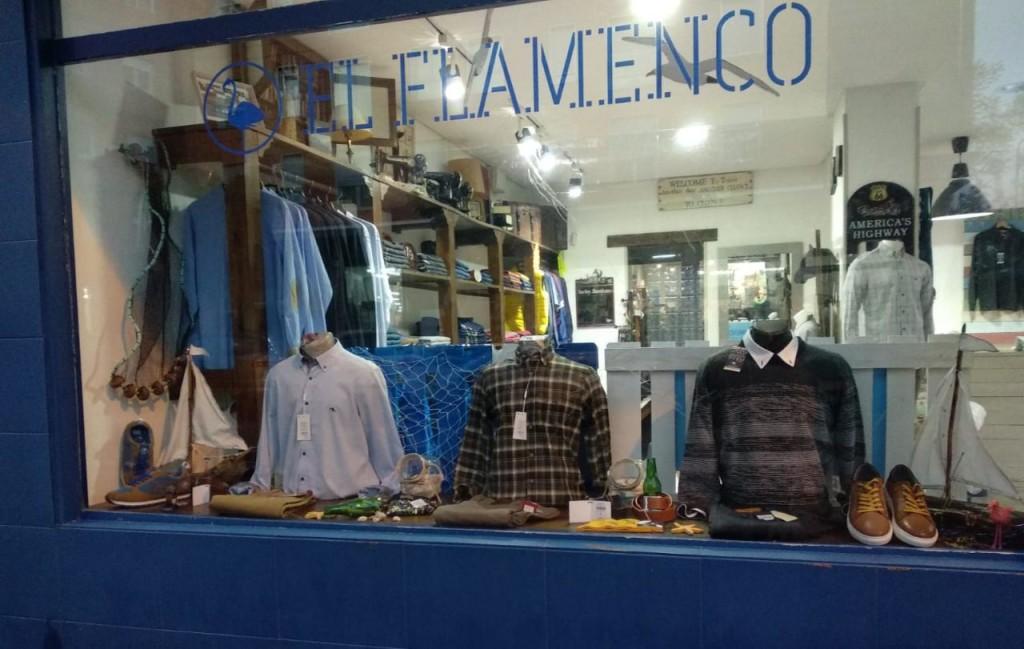 El Flamenco Piedras, meter junto a Sidrería Galicia