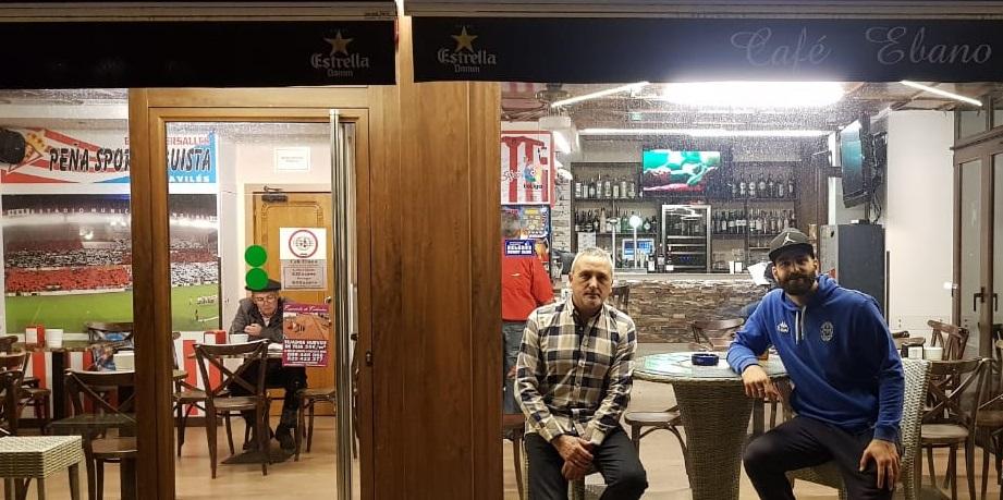 Café Bar Ébano