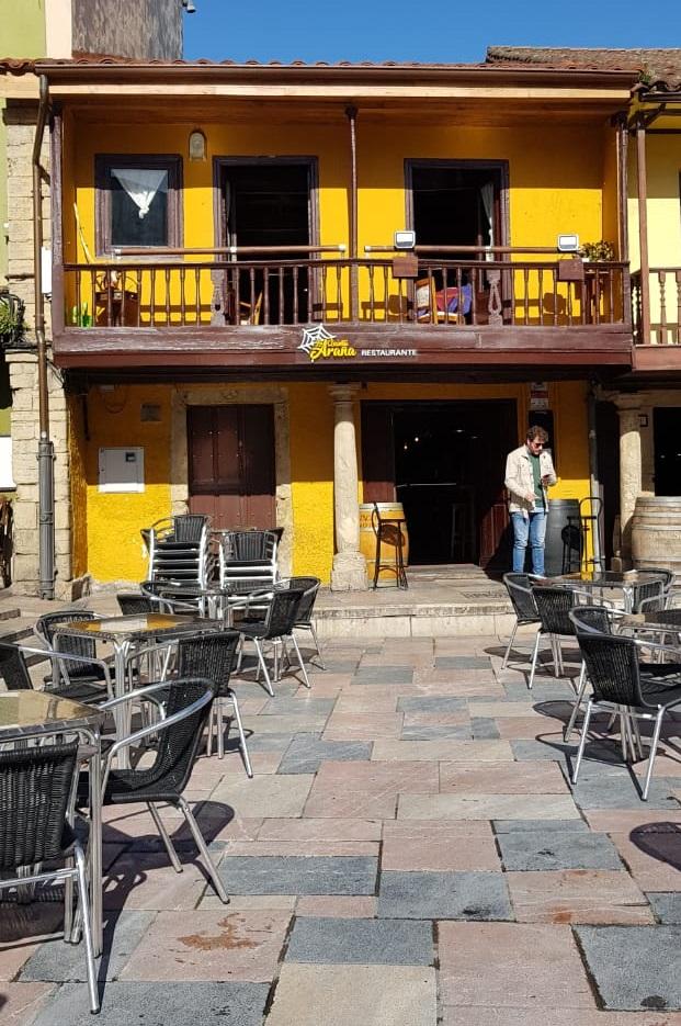 6. La Quinta Araña Restaurante