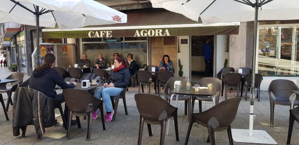 9. Café Ágora