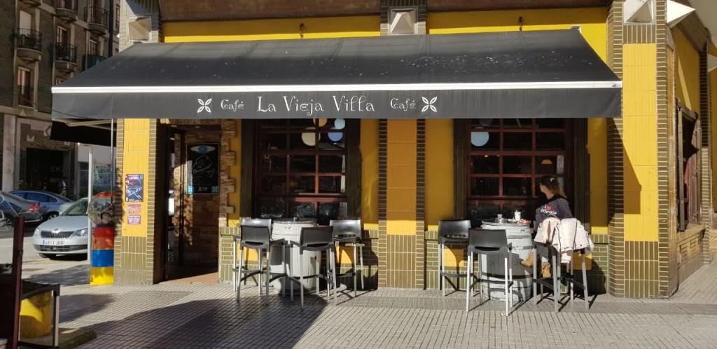 Cafetería La Vieja Villa